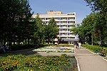 Санаторий имени Пржевальского