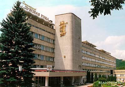 "ФГУ ""Санаторий ""Дубовая роща"""