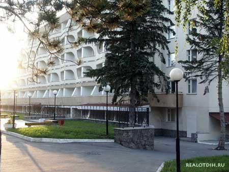 Пятигорский центральный военный детский санаторий