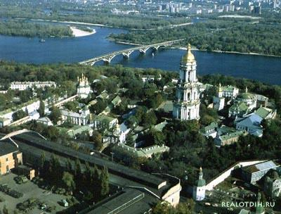 Что можно посмотреть в Киеве. Достопримечательности города Киева.