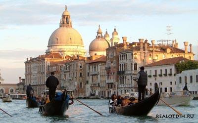 Италия - страна романтики, моды и достопримечательностей