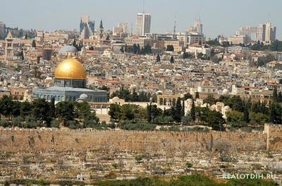 Израиль – отдых на любой вкус!