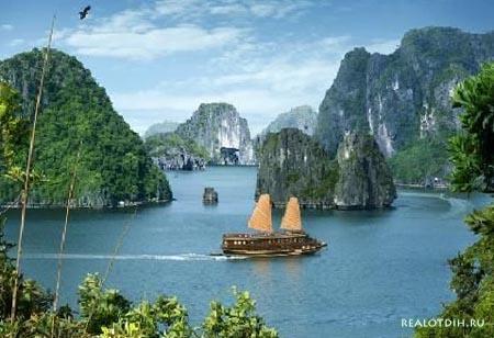 Вьетнам там где люди счастливы