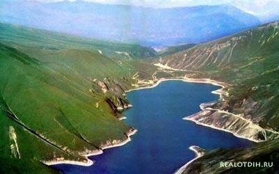 Высокогорные озера Кавказа