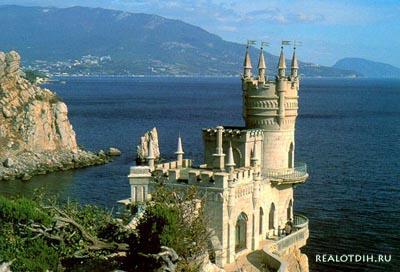 Небанальное путешествие по Крыму
