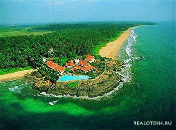 Райское путешествие по Шри-Ланке
