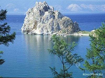 Байкал - голубое око Сибири