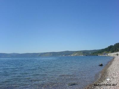 Славное море - священный Байкал!