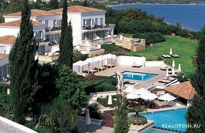 Кипр. Отель  «Anassa»