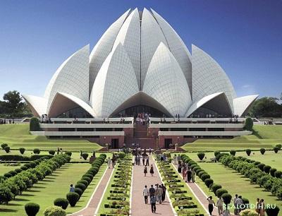 Южная Азия. Индия - Дели.