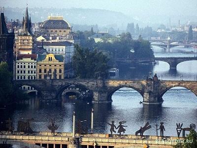 Столица Чехии. Прага.