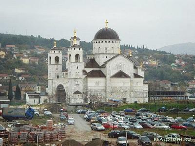 Черногория. Подгорица.