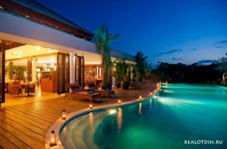 Отдых на Бали, это сказка