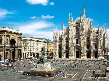 Тур по Италии на машине