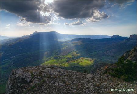 Поход  на гору Демерджи