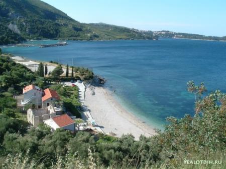 Курорт Плат в Хорватии
