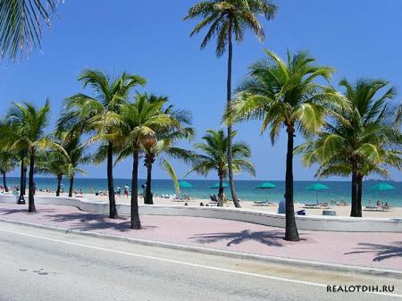Курорты Майами