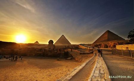 Египет зимой
